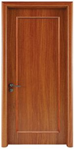 GR401-Cửa gỗ GRAVO (pano nổi)