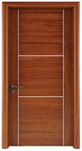 LA110-Cửa gỗ LINEART (Vân phẳng chỉ soi)