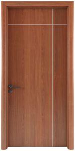 LA101-Cửa gỗ LINEART (Vân phẳng chỉ soi)