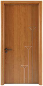 LA104-Cửa gỗ LINEART (Vân phẳng chỉ soi)