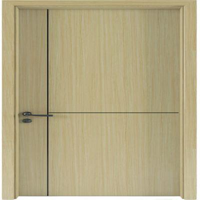 LA106-Cửa gỗ LINEART (Vân phẳng chỉ soi)