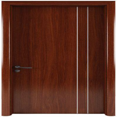 LA109-Cửa gỗ LINEART (Vân phẳng chỉ soi)