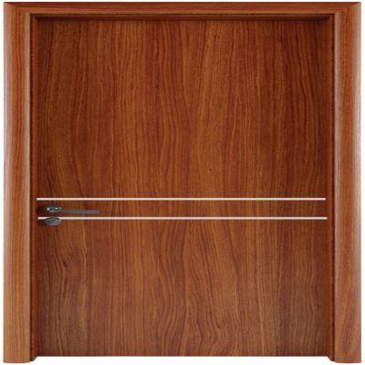 LA201-Cửa gỗ LINEART (Vân phẳng chỉ soi)