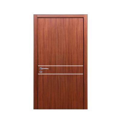 FLA202-Cửa gỗ chống cháy nâu (LAMITEK)