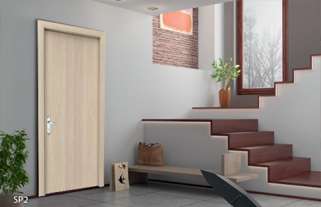 Cửa gỗ chống cháy LAMITEK | Laminate